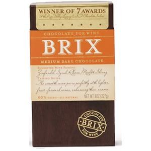 BRIX  Medium Dark  60% Cacao