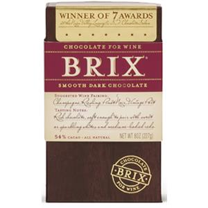 BRIX  Smooth Dark  54% Cacao
