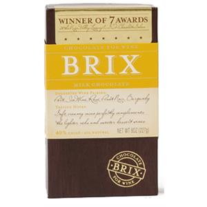 BRIX  Milk Chocolate  46% Cacao