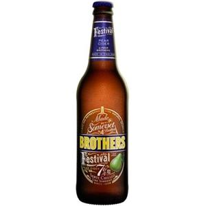 Brothers Cider Pear 0.5L