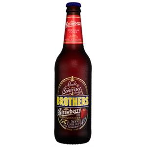 Brothers Cider Strawberry 0.5L